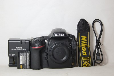 94新二手Nikon尼康 D800E 单机 快门8400多次(T10224)【津】