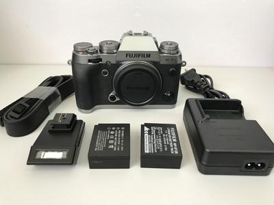 Fujifilm/富士X-T1单机身 旗舰复古 旁轴微单相机 碳晶纪念版