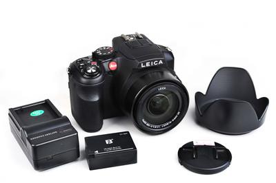 徕卡/Leica V-LUX 4超大变焦数码相机4.5-108/2.8镜头#32680