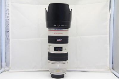 96新二手Canon佳能 70-200/2.8 L IS USM小白IS(2370)【京】