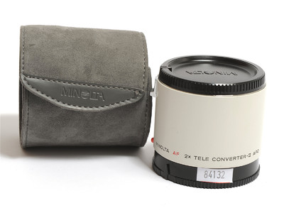 美能达/Minolta AF 2x Tele   Converter-II APO 增距镜 *超美品*