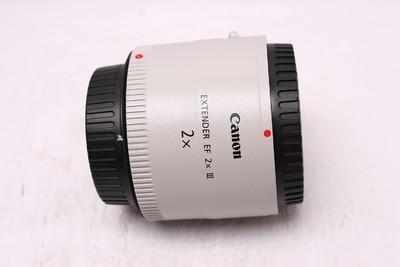 佳能EF2XIII 佳能 EF 2X III 增距镜 佳能2XIII 佳能 2X III