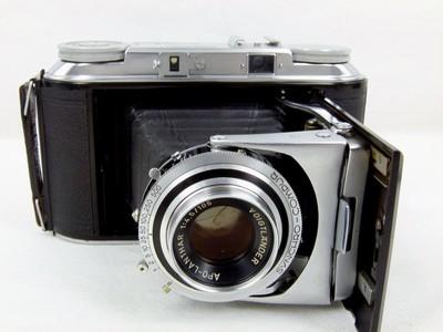 福伦达 BESSA II APO-LANTHAR 105/4.5 后期带皮套
