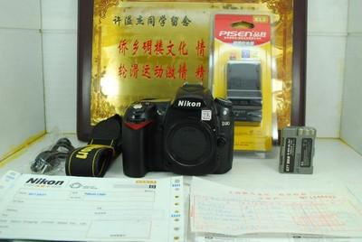 尼康 D90 数码单反相机 千万像素 中端入门机型 可录像