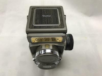 禄莱2.8GX Rolleiflex 2.8F Planar 禄徕2.8GX 60周年纪念版