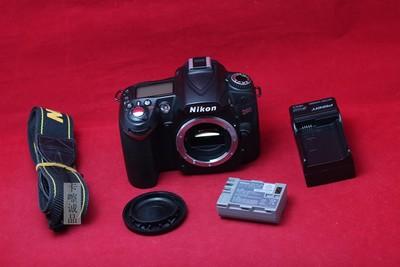 NIKON 尼康 D90 专业数码单反 实物拍摄 美品成色
