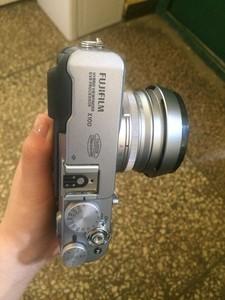 富士X100复古微单 旅游相机