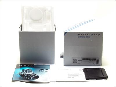 哈苏 Hasselblad 503cw + A12 最新款 黑色套机 带包装 裂像屏