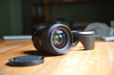 适马 35mm f/1.4 DG HSM(A)(尼康口)