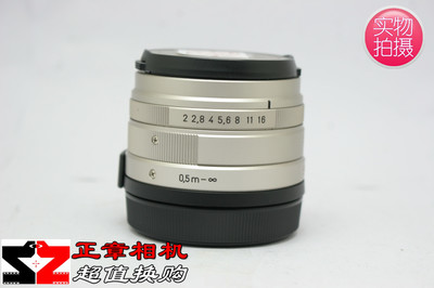 CONTAX/康泰时 G45 G 45/2 蔡司镜头 45/2 相机镜头