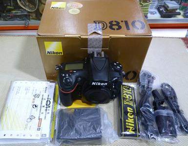 尼康 D810可搭配24-120/24-70/70-200/11-24