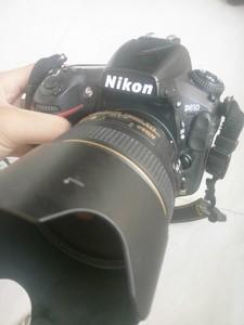 自用尼康单反相机d810出售