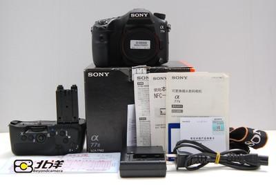 95新索尼A77 II大陆行货带包装 (BG06190001)