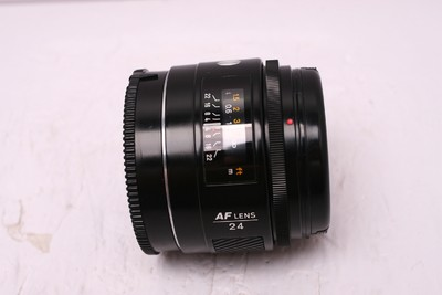 美能达 AF 24mm2.8 索尼口 美能达 AF 24/2.8 美能达24/2.8