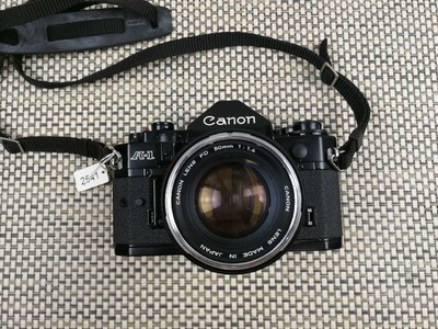 佳能(Canon)A-1