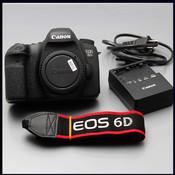 佳能 canon 6D 行货 99新 实物图片 (可换5D2 5D3 )