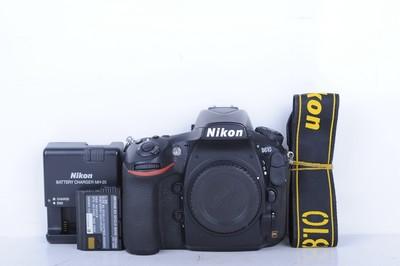 94新二手Nikon尼康 D810 单机 快门28100多次 (B1249)【京】