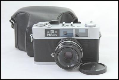 中国神鸟 凤凰205 135旁轴胶片相机