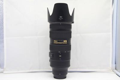 95新二手Nikon尼康 70-200/2.8 G VR II 大竹炮(2377)【京】