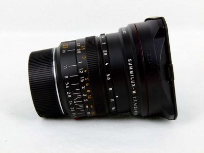 带包装的徕卡Leica Summilux-M 21 /1.4 ASPH