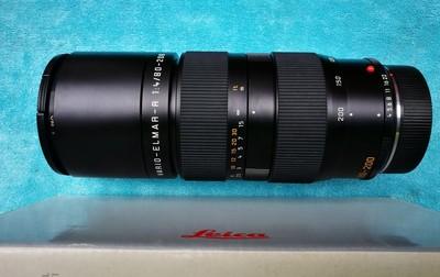 徕卡Leica Vario-Elmar-R 80-200 mm f/ 4 ROM