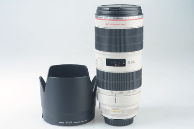 98新 佳能 EF 70-200mm f/2.8L IS II USM