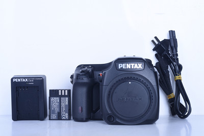 95新二手 Pentax宾得 645D 单机 中画幅相机(B3615)【京】