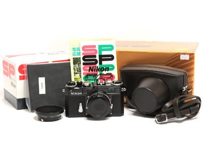 尼康/Nikon SP 2005复刻纪念版套机连35mm F/1.8镜头 *全新*