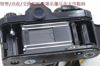 新到9成多新 尼康FM2 便宜出售 编号7960