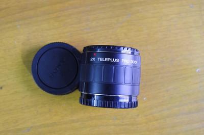 肯高Kenko PRO300 DGX 2X 增距镜,索尼 美能达口