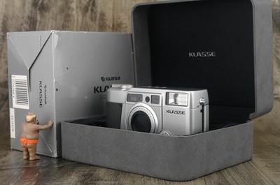 富士 KLASSE 38mm f:2.6 高档 专业 复古 便携袖珍机 成色美丽!!!