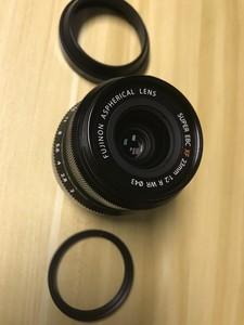 富士23mm F2 WR 99新带包装盒