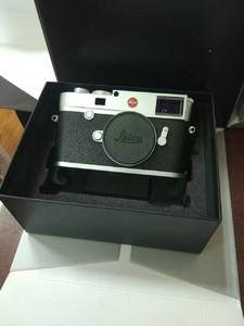 徕卡M10 大M m-p M9升级版 专业旁轴相机 银色+50/2.4