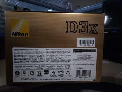 尼康 D3X