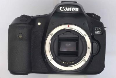 【入门级数码相机】佳能 60D