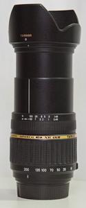 腾龙 AF18-200mm f/3.5-6.3 (A14)尼康卡口