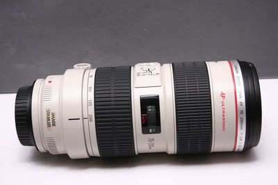 转让佳能 EF 70-200mm f/2.8L IS II USM