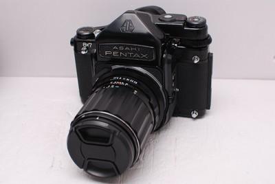 宾得67 PENTAX 宾得6X7 宾得135/4 套机 测光取景器 预升版
