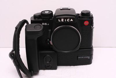 徕卡R6.2 徕卡 R6.2 LEICA R6.2 徕卡 R 6.2 带原厂马达 徕卡r6.2