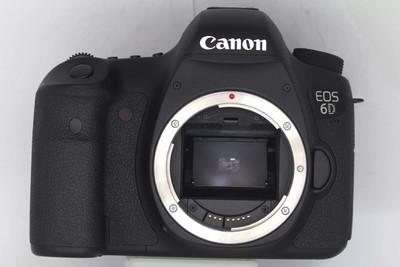【全画幅专业数码相机】千亿国际娱乐官网首页 EOS 6D