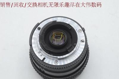新到 95成新 尼康20 2.8D 广角镜头 可交换 编号8381