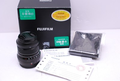 富士 XF 23/2 R WR 23 mm F2 富士23/2 富士 23/2 带包装 99新