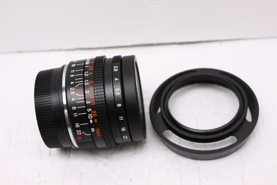 柯尼卡28/2.8 柯尼卡 konica 28/2.8 28mm F2.8 徕卡M口 带光罩