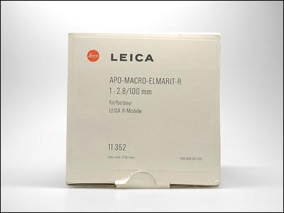 徕卡 Leica R 100/2.8 APO ROM 百微 带包装 送UV