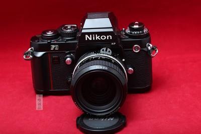 NIKON 尼康 F3 HP + AI 35/2 胶片套机 实物拍摄 百分百好评