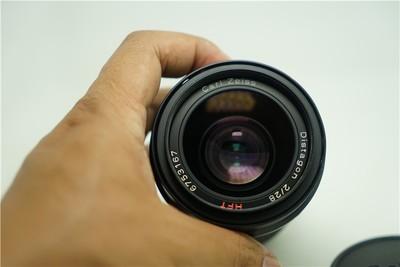 特价禄莱 rollei metric 28mm F2 HFT 28 2 pk 35 1.4 35mm F1.4