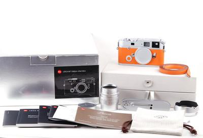 【爱马仕限量版】Leica/徕卡 M7橙色+M 35/1.4 ASPH套机 #jp18791