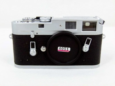 带包装的徕卡Leica M4 银色
