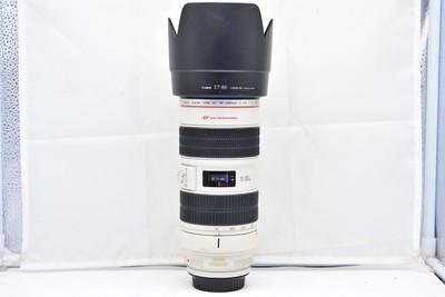 93新二手Canon佳能 70-200/2.8 L IS USM小白IS(2413)【京】