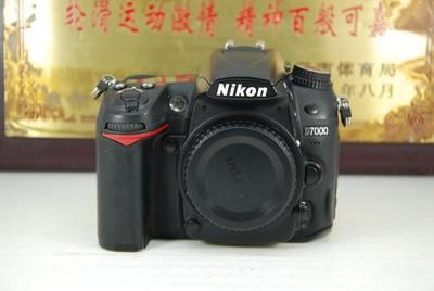尼康 D7000 数码单反相机 入门中端 可置换